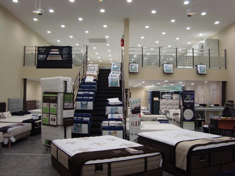 mezzanine magasin plateforme espace commercial. Black Bedroom Furniture Sets. Home Design Ideas